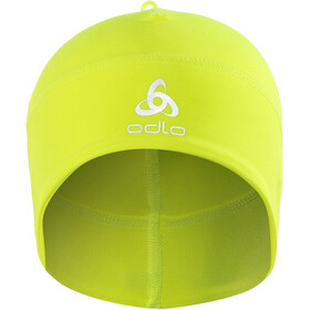 Odlo Polyknit Casquette, safety yellow